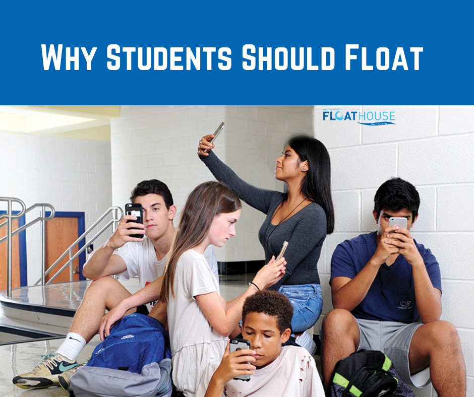 WHY STUDENTS SHOULD FLOAT