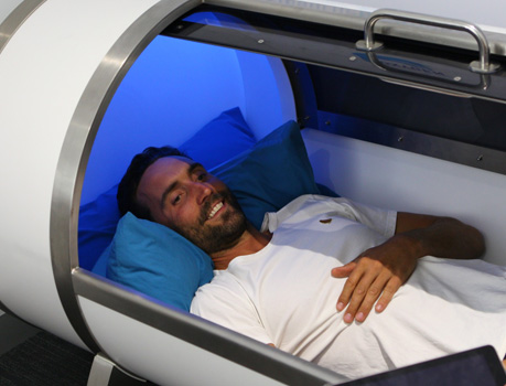 Mild Hyperbaric Oxygen Therapy Melbourne